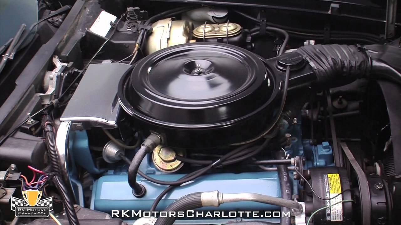 305 Chevy Starter Wiring 132664 1977 Chevrolet Corvette Youtube