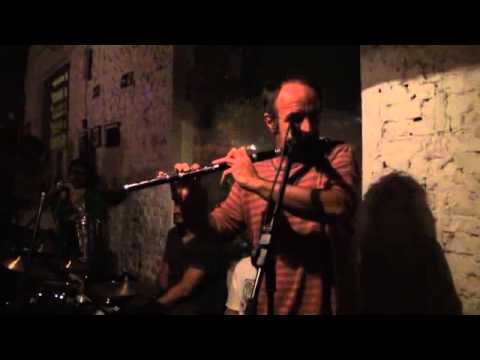 Ó do Borogodó, São Paulo, Jean-Luc Thomas, Vitor Lopez, Gian Correa et banda