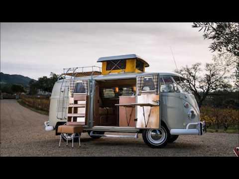 Classic 1967 VW T2 camper