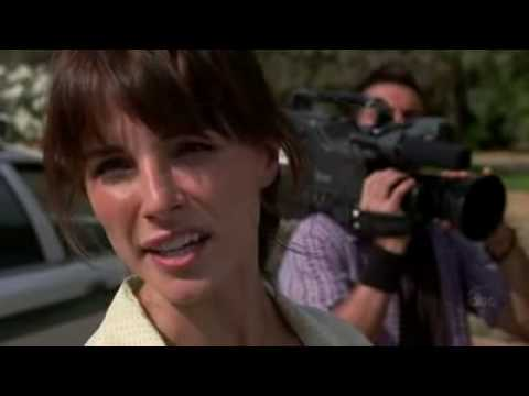 5 Lisa Sheridan scenes from WATERSHED