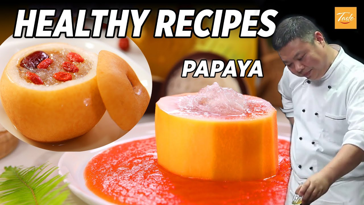 2 Easy and Healthy Recipes by Masterchef to Boost Your Immunity • Taste Show