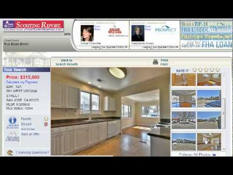 San Jose Homes For Sale in Willow Glen - 361 West Virginia Street