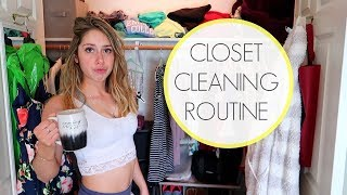 Video Clean My Closet With Me! download MP3, 3GP, MP4, WEBM, AVI, FLV November 2018