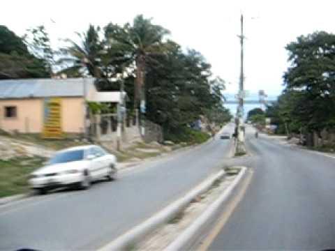 Llegando a SanAndrés, Petén, Guatemala, C.A..avi