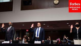 Senate Judiciary Committee Holds Hearing On Key Biden Judicial Nominees