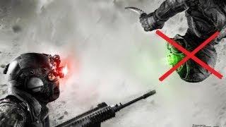(HD066) Splinter Cell Blacklist - Spies vs Mercs - Melee kills animations