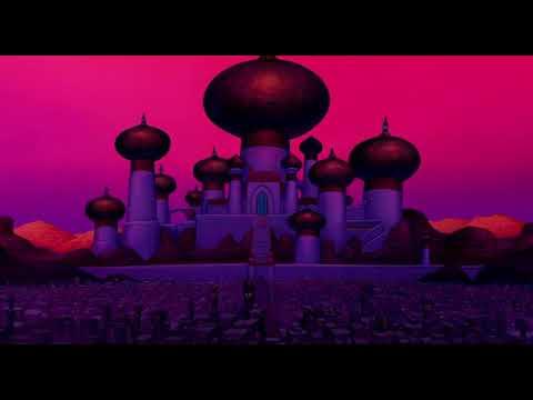 Aladdin/Best Scene/Ron Clements/John Musker/Robin Williams/Peddler