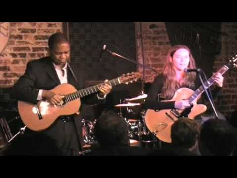 Earl Klugh at Blues Alley featuring Wendy Eisenberg & Adam Bellotto