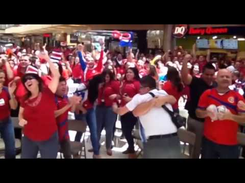 Gol Costa Rica, Multiplaza Escazú