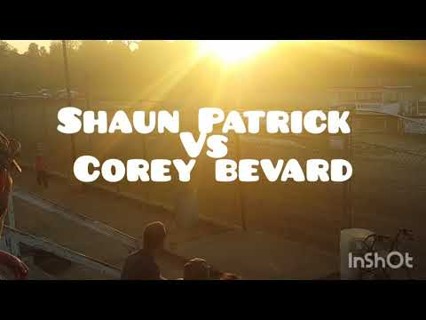 Shaun Patrick vs Corey Bevard 5/26/18