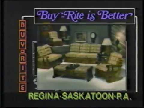 Buy Rite Furniture Commercial Vignett, 1983 85,mpg