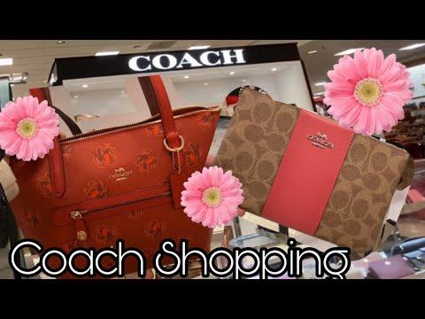 Coach Handbags Shopping   Spring 2020