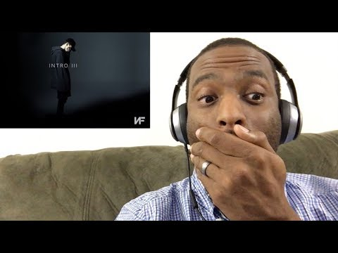 REACTION to NF - Intro III #Perception (NO AUDIO)