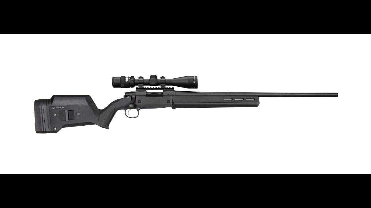 Hunter 700 Stock – Remington® 700 Short Action