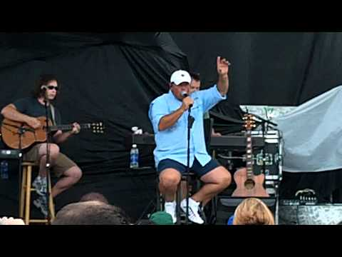 Sammy Kershaw SHE DON'T KNOW SHE'S BEAUTIFUL Live 5/31/12 Hugefest Cape Coral Florida