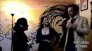 Voz Latina entrevista de Susana Mamani a Gisela Josefina Lopez y Giovanni Caruso.