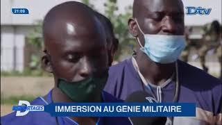 IMMERSION AU GENIE MILITAIRE DU 18 SEPTEMBRE 2020