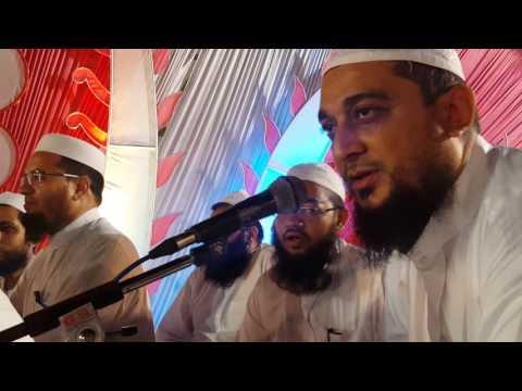 SHEIKH ABDUN NASIR HARAK MEHFIL E HUSN E QIRAAT  DARUL ULUM TADALJA BARODA 02.04.2016