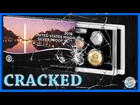 Cracking A 2019 SILVER PROOF SET!