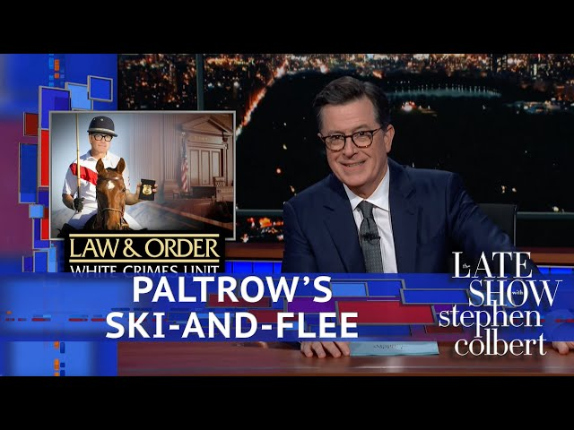 Gwyneth Paltrow Is Being Sued For Reckless Skiing