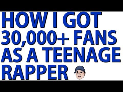 Teenage Rapper Gets 30,000+ Fans With No Label Or Budget: Interview