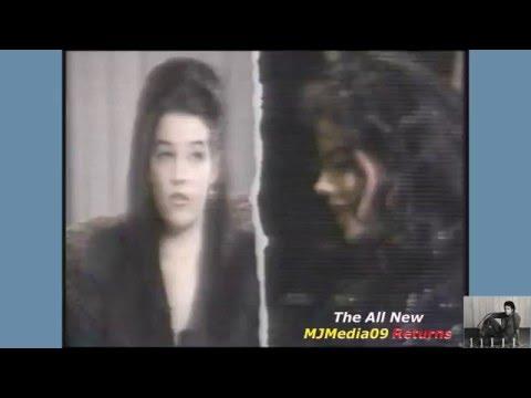 Michael Jackson And Lisa Marie Presley's Secret Date NYC HD1080i