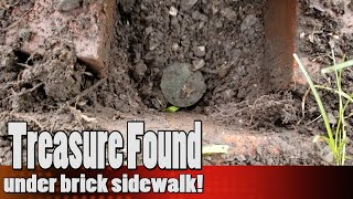 Metal detecting for treasure and it finally happened!