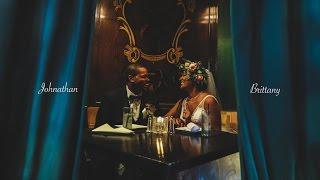 Chateau LeMoyne French Quarter Wedding Video by Bride Film