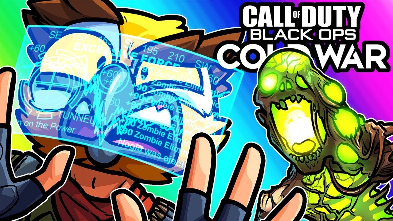 COD Black Ops Cold War Zombies - First Attempt! (Funny Moments)