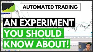 TAKING MY TRADING TO THE NEXT LEVEL (Automated Forex Trading Experiment)