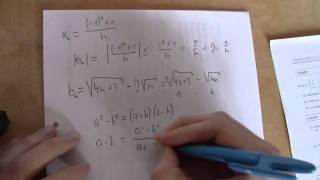 Mathematik - Klausur (für Informatiker) - Aufgabe 2