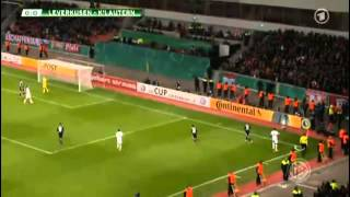 Bayer Leverkusen - 1. FC Kaiserslautern 0:1 Alle Tore & Highlights
