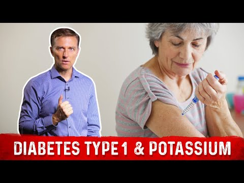 Diabetes Type 1 and Potassium
