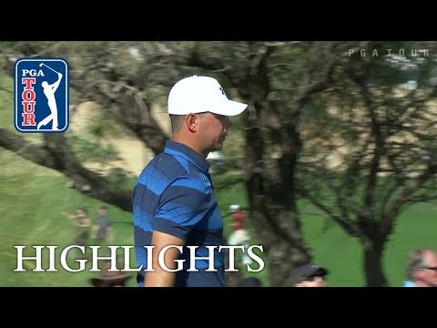 Gary Woodland's extended highlights | Round 4 | Waste Management