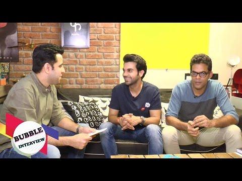 Exclusive: Rajkummar Rao and Vikramaditya Motwane Discuss 'Trapped'