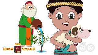 Top 5 Moral Stories   Bible Stories   Animated Children