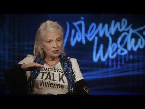 Vivienne Westwood: 'Hillary's evil' | CNBC International
