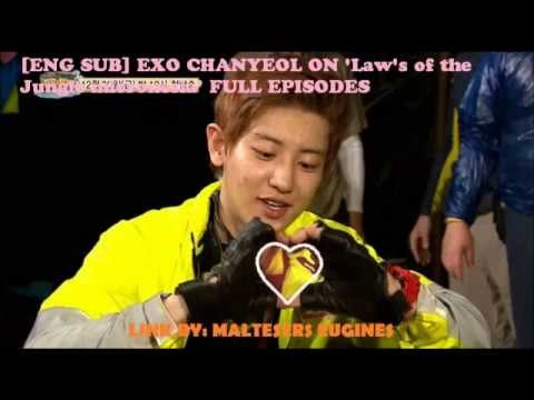 [ENG SUB] EXO CHANYEOL on 'Laws of the Jungle Micronesia' Full compilation [link fix]