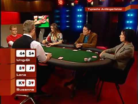 online poker lernen