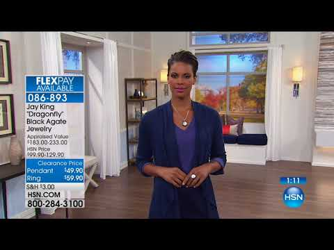 HSN | Mine Finds By Jay King Jewelry 08.25.2017 - 03 PM