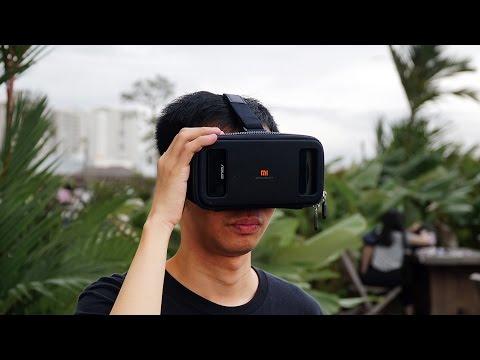Review Xiaomi VR Headset Indonesia - Murah Dan Gaya!