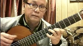 Rừng Xưa Đã Khép (Trịnh Công Sơn) - Guitar Cover by Bao Hoang