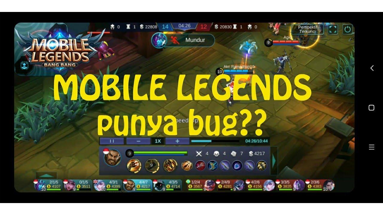 Apa!!_Mobile Legends Punya Bug??