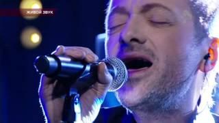 Два корабля Глеб Самойлов и группа THE MATRIXX живой концерт в Соль на РЕН ТВ