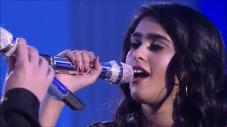 Sonika Vaid - Duet With Caleb Johnson - American Idol 2016 HD