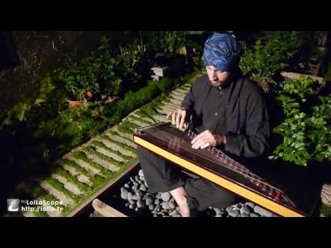 Sean Stinks at Playing Kacapi