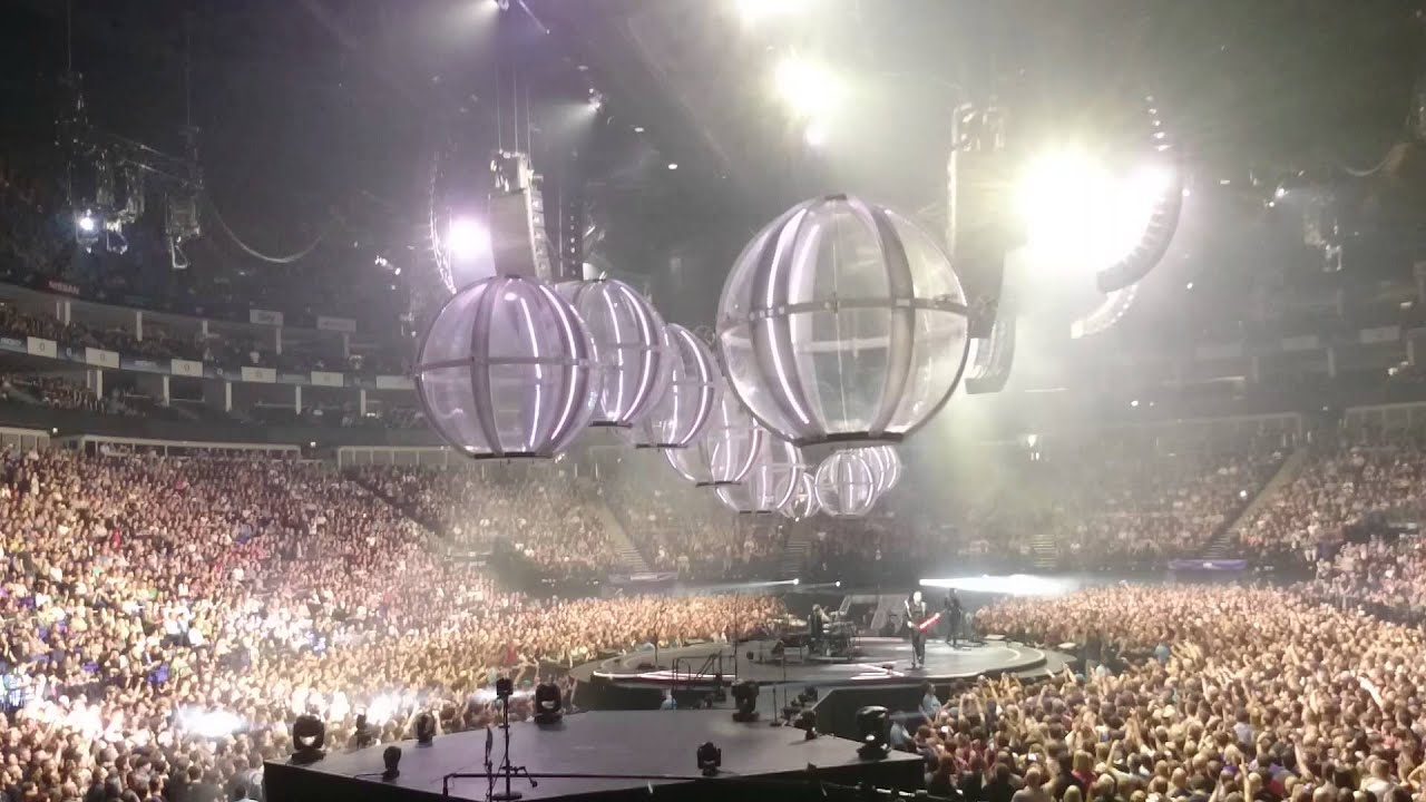 Muse Drones Tour Opening Concert London Youtube