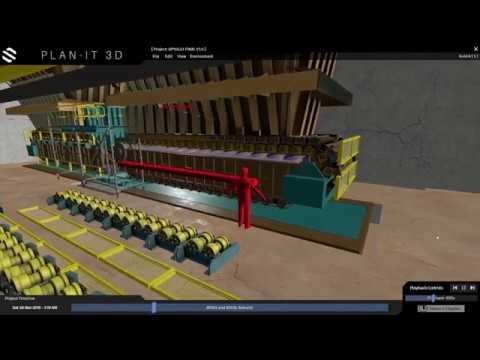 Plan-It 3D Maintenance Planning Software