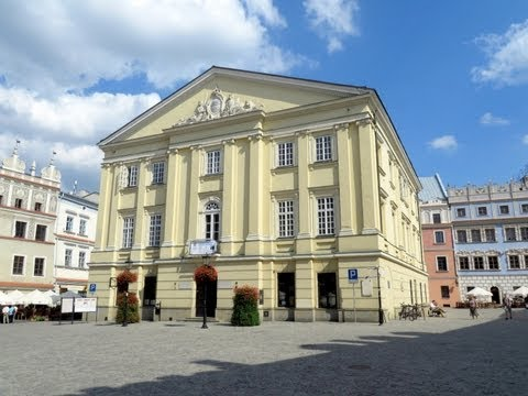 Crown Tribunal, Lublin, Lublin Province, Poland, Europe