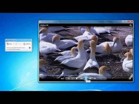Tips Cara Capture Screenshot Mengambil Gambar Video di Windows Media Player